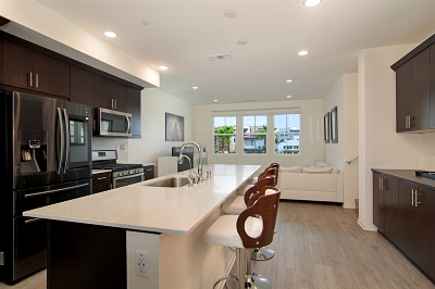 San Diego CA Townhouse For Sale: $474,900