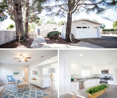 Single Family Home For Sale: 2324 Golden