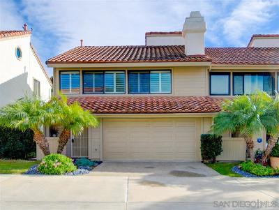 La Costa Meadows Attached Sold: 6679 Corte Maria