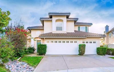 Carlsbad Single Family Home For Sale: 1307 Savannah Ln