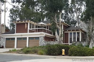 San Diego CA Single Family Home For Sale: $950,000