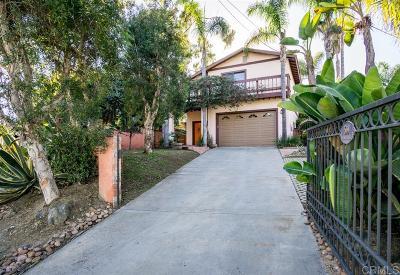 Oceanside Single Family Home For Sale: 509 Grant