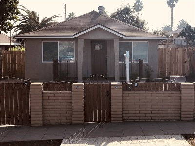 San Diego CA Single Family Home For Sale: $482,800