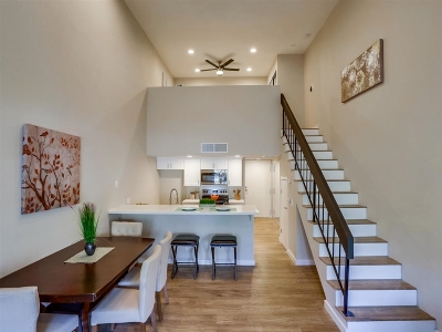 San Diego Attached For Sale: 6131 Rancho Mission Rd #313
