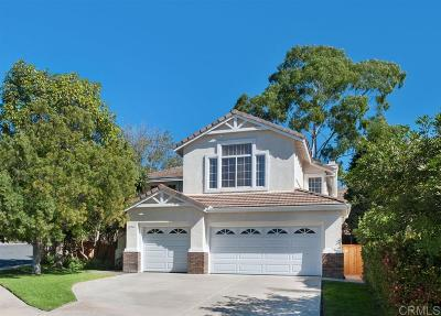 San Diego Single Family Home For Sale: 10569 Moorland Heights Way
