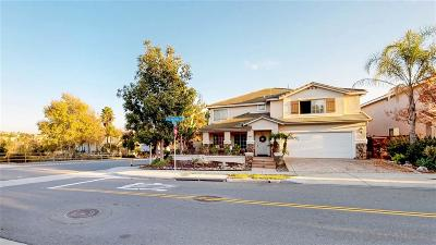 Chula Vista Single Family Home For Sale: 2616 Oak Springs Dr.