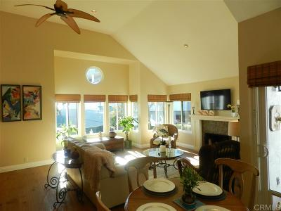 Solana Beach Townhouse For Sale: 518 Via De La Valle #C