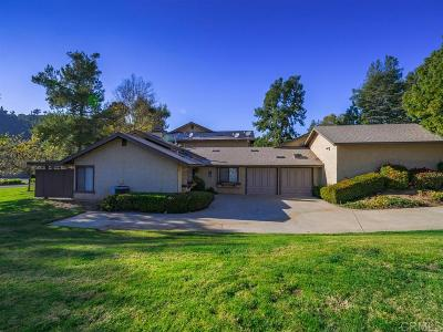Fallbrook CA Attached For Sale: $399,900