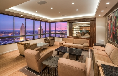San Diego Attached For Sale: 700 Front St #2603