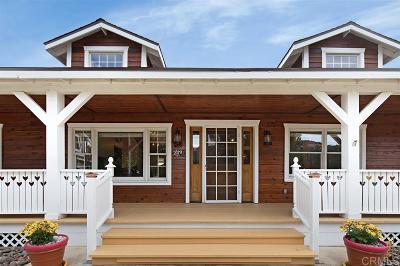 Riverside County Single Family Home For Sale: 20791 Rio Linda Rd