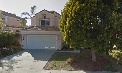 Oceanside Single Family Home For Sale: 5022 Cherrywood Dr