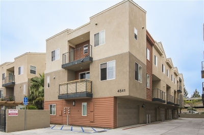 San Diego CA Attached For Sale: $560,000