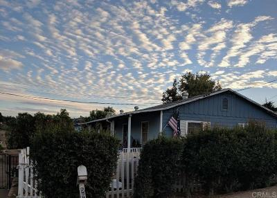 Bonita Single Family Home For Sale: 5620 San Miguel