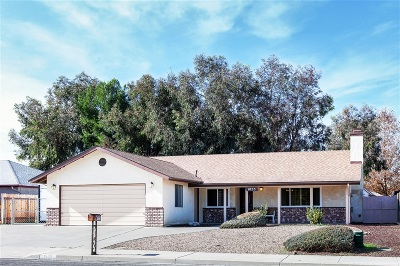 Riverside County Single Family Home For Sale: 1055 Corwin Pl