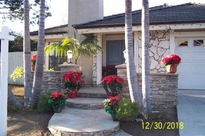 Carlsbad Single Family Home For Sale: 7595 Cadencia St