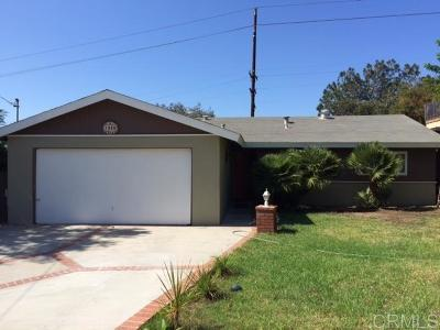 Single Family Home For Sale: 1866 Playa Riviera Dr