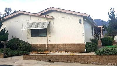 Citrus Gardens, Via Verde Estates, Lawrence Welk, Champagne Village, Rancho Escondido Attached For Sale: 8975 Lawrence Welk Dr #400