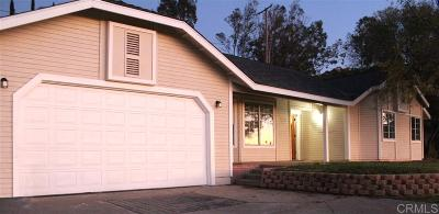 Single Family Home For Sale: 2517 Rainbow Glen Rd
