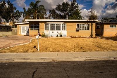 Vista Single Family Home For Sale: 2108 Thibodo Ct.