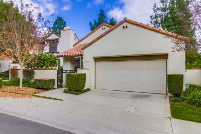 San Diego Single Family Home For Sale: 17635 Parlange Pl