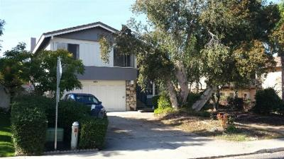 Encinitas Single Family Home For Sale: 138 Cerro Street