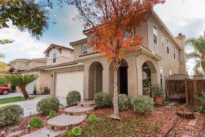 Chula Vista Single Family Home For Sale: 1864 Cobblecreek St