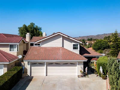 San Diego Single Family Home For Sale: 9002 Westvale Rd