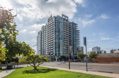 Downtown Attached For Sale: 1080 Park Blvd #416