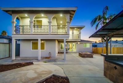 Single Family Home For Sale: 1234 Laguna St