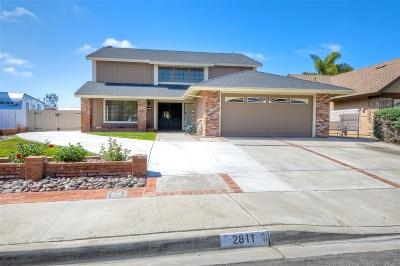 Single Family Home For Sale: 2811 Brandeis