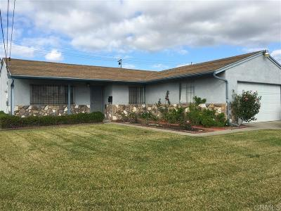 Single Family Home For Sale: 2633 Melrose St.