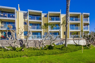 Attached For Sale: 2595 Ocean Front Walk #5
