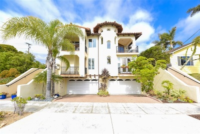 Encinitas Condo For Sale: 123 3rd St
