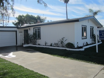 Single Family Home For Sale: 4811 Lehrer Dr