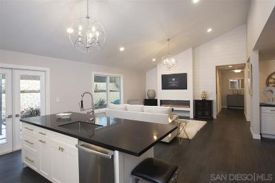 Vista Single Family Home For Sale: 541 Huff St
