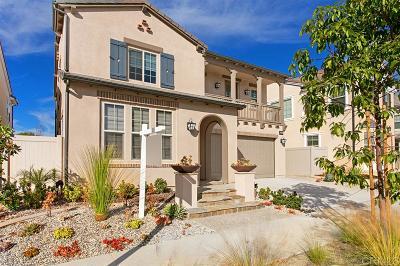 Single Family Home For Sale: 13540 Peach Tree Way