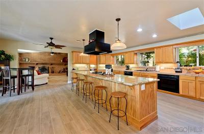el cajon Single Family Home For Sale: 1965 Canta Lomas