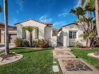Otay Ranch Single Family Home For Sale: 1406 Edgehill Drive