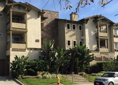El Cerrito, El Cerrito/West College Attached For Sale: 4521 55th St #3