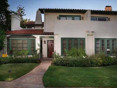 Rancho Santa Fe Rental For Rent: 6121 La Flecha