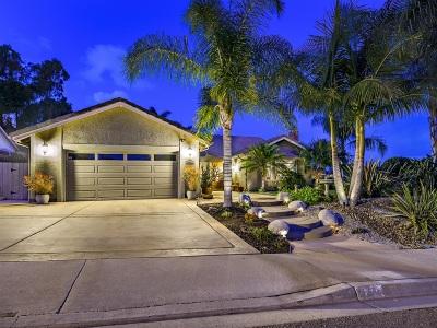 Single Family Home For Sale: 1444 Ivyglen Dr
