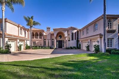 Rancho Santa Fe Rental For Rent: 6119 Calle Camposeco