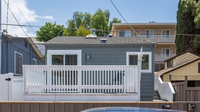 Mission Hills Single Family Home For Sale: 1617 Chalmers St