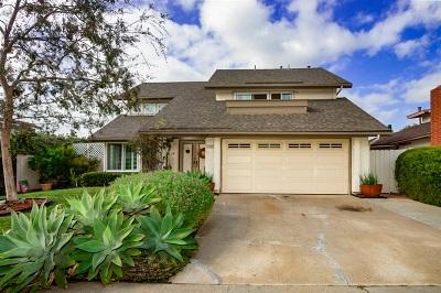 Rancho Penasquitos, Rancho Penesquitos Single Family Home For Sale: 13110 Sundance Ave