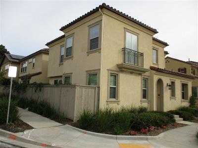 San Diego Single Family Home For Sale: 1033 Sea Glass Way