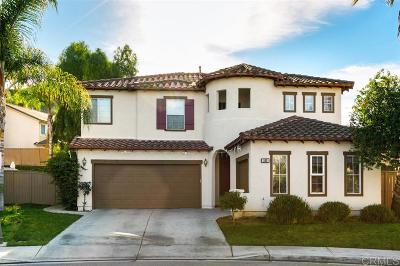Oceanside Single Family Home For Sale: 260 Manzanilla Way