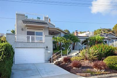 Point Loma Single Family Home For Sale: 1976 Locust St