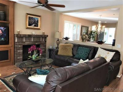 Vista Single Family Home For Sale: 1752 Cottonwood Drive