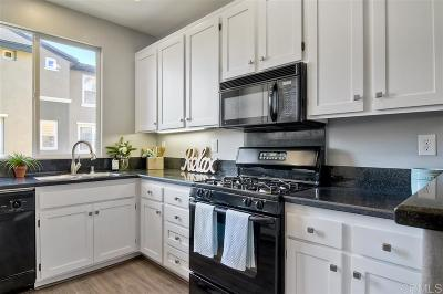 San Marcos Townhouse For Sale: 1397 Cattail