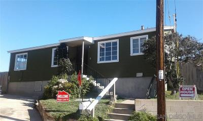 Linda Vista Single Family Home For Sale: Appert Ct